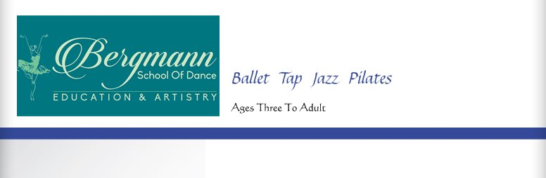 Ballet  Tap  Jazz  Pilates - Ages Three To Adult